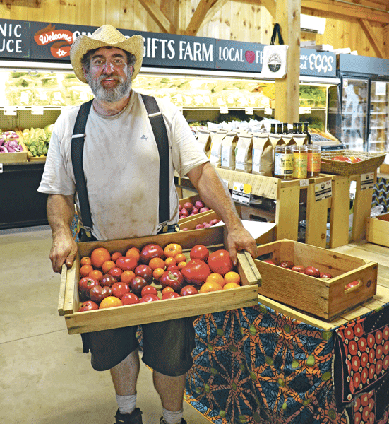 Simple Gifts Farm And Its Legacy Of Good Luck Country Folks Grower