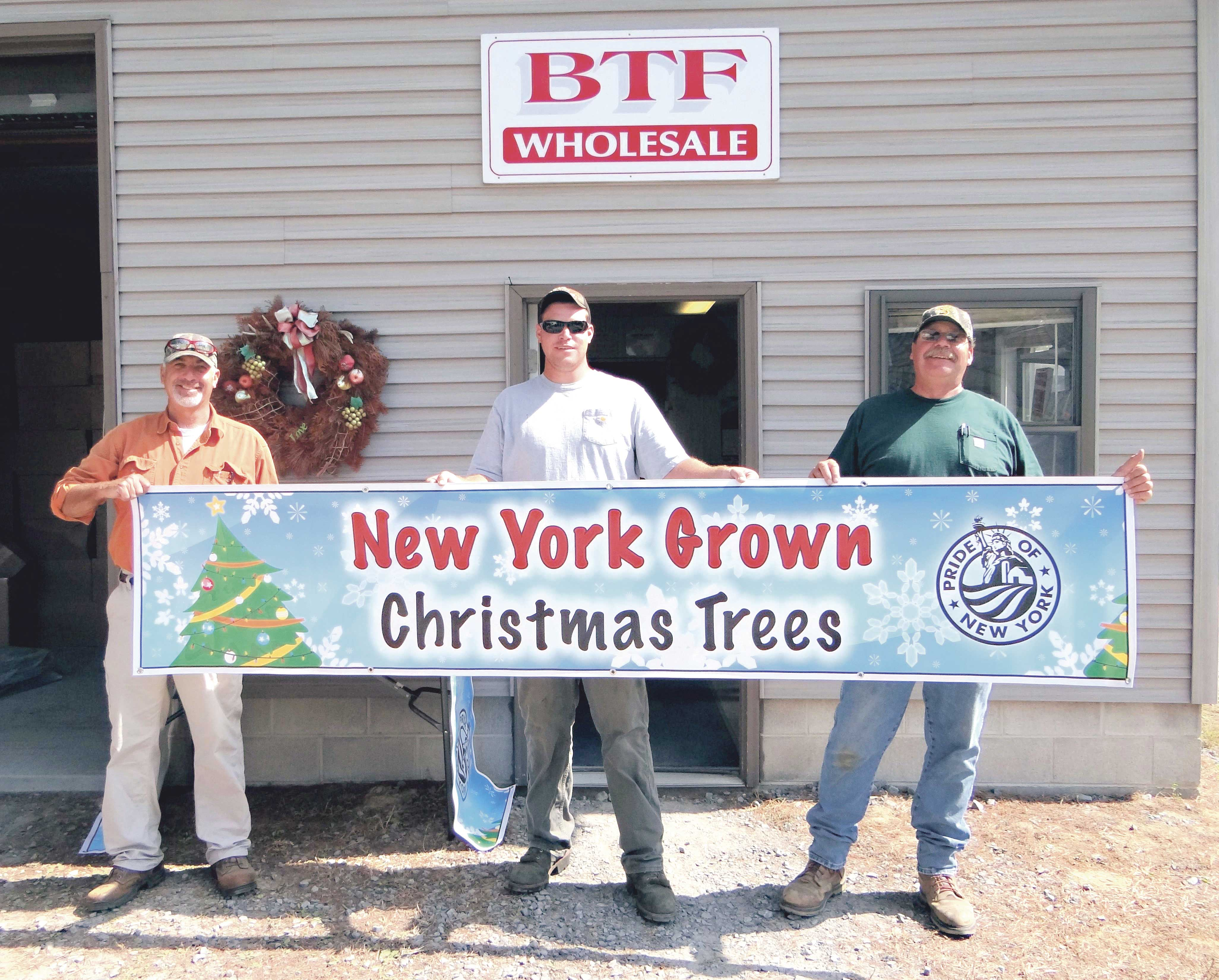 Christmas Tree Production Updates Discussed At Goderie S Tree Farm S